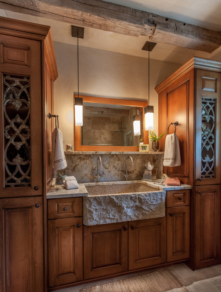 Craftsman Bathroom Lighting Ideas Dwellingdecor