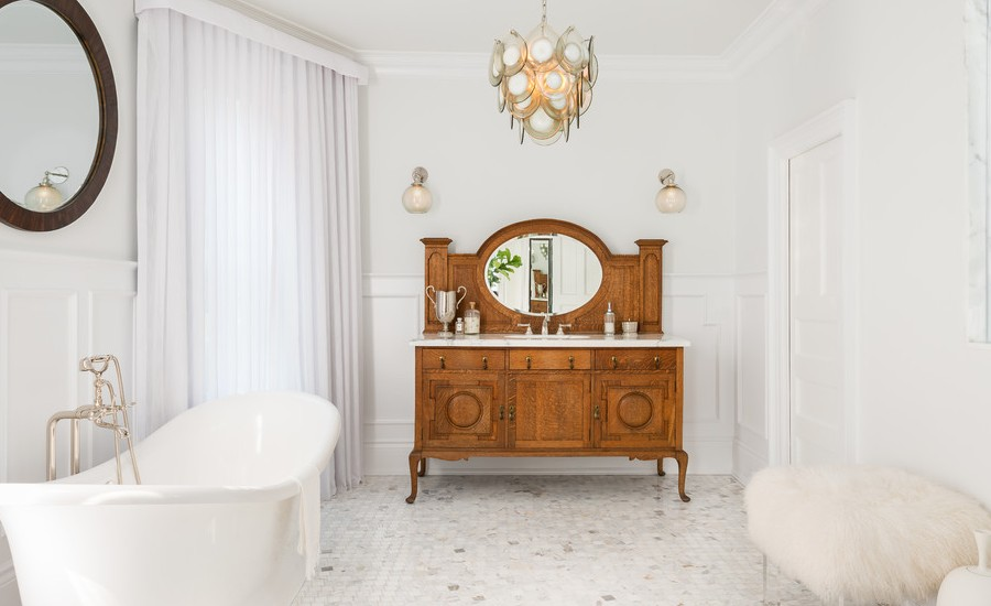 Victorian Bathroom Lighting Ideas Dwellingdecor