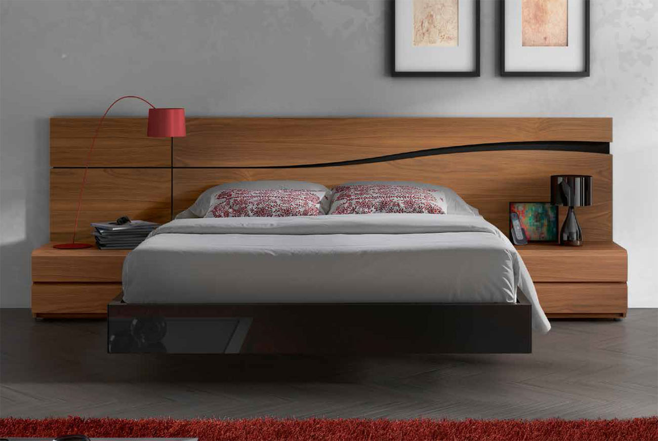 Contemporary Platform Bed (13)