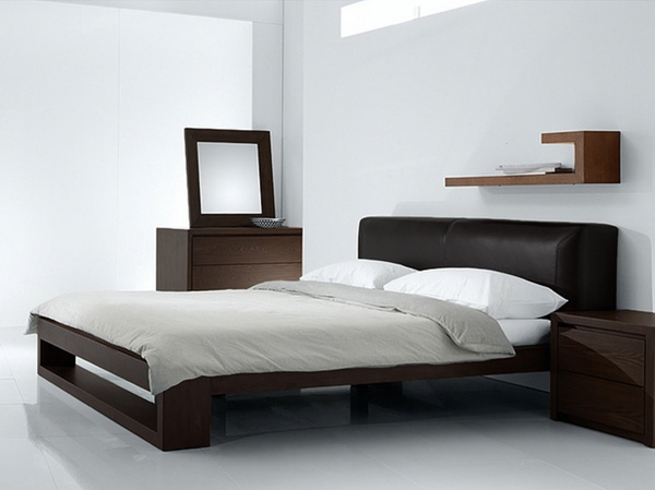 Contemporary Platform Bed (15)