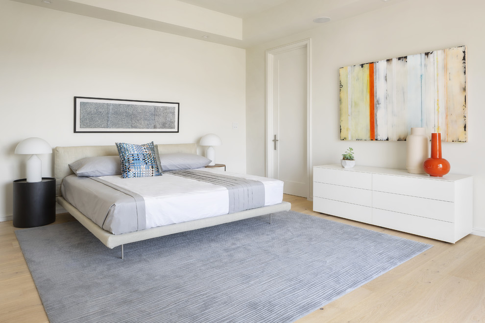 Contemporary Platform Bed (2)