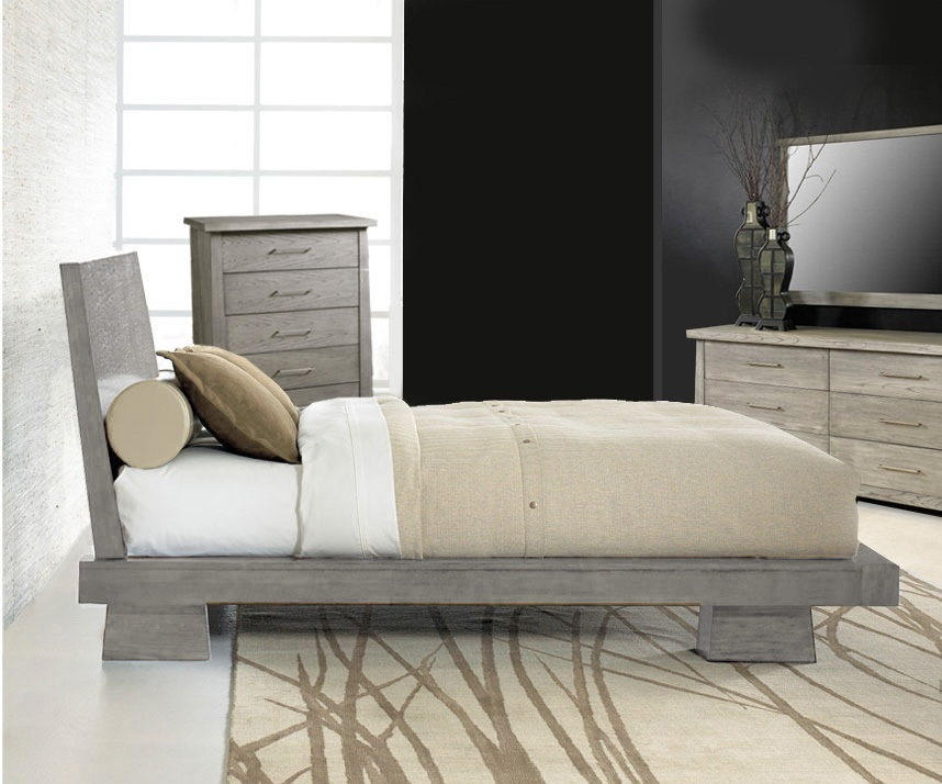 Contemporary Platform Bed (21)