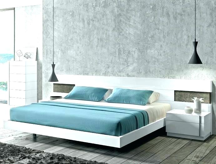 Contemporary Platform Bed (27)