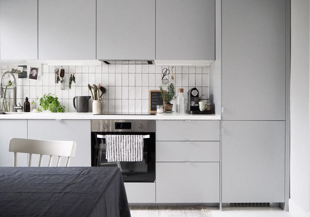 Minimalist Kitchen Design (1)